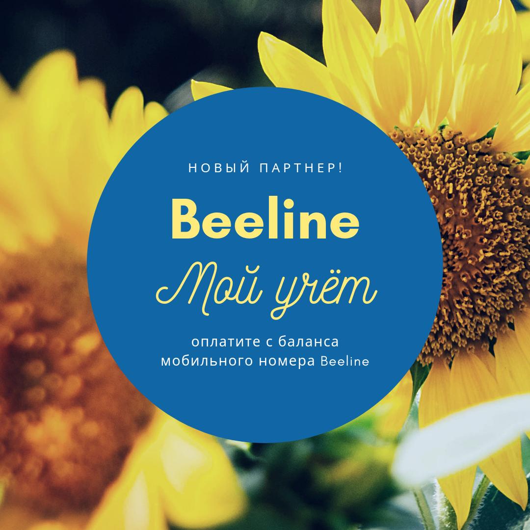 Beeline Мой учет